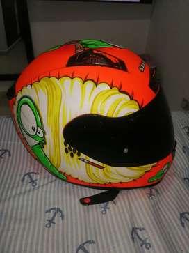 Se vende casco marca SHAFT