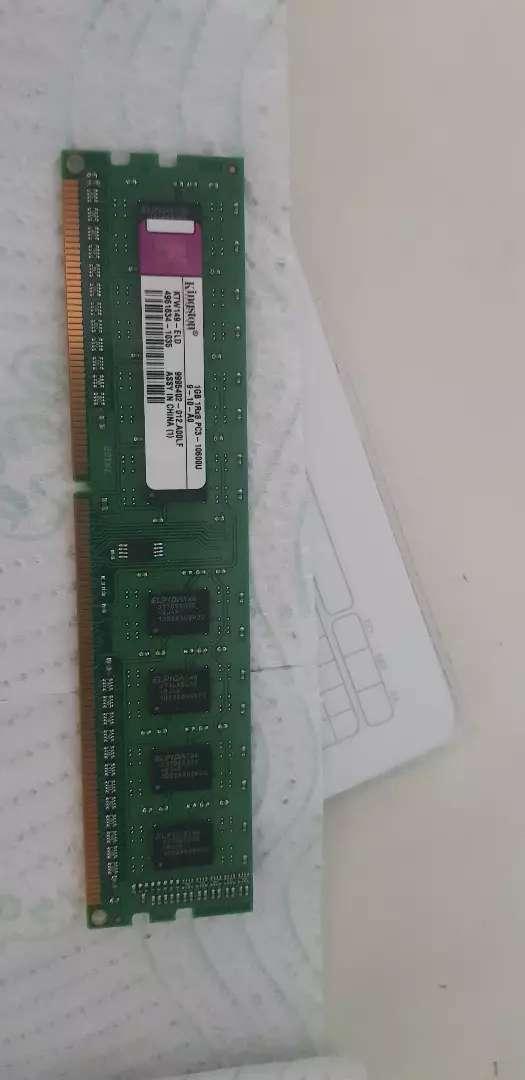 Memoria RAM ddr3 1gb 0