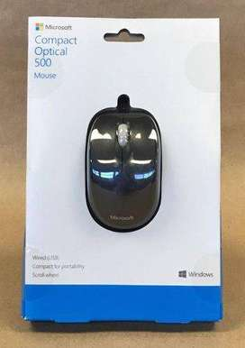 MOUSE COMPACT OPTICAL 500