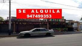 Alquilo Local Comercial - Sullana