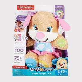 Fisher Price  Laugh & Learn Smart Stages Sis