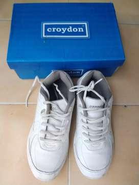 Zapatos blancos deportivos niño #37
