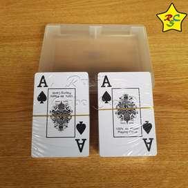 Baraja Naipes Juego Cartas Plastico Poker Tradicional