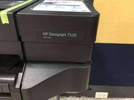 PLOTTER HP DESIGNJET SERIE T520 EPRINTER