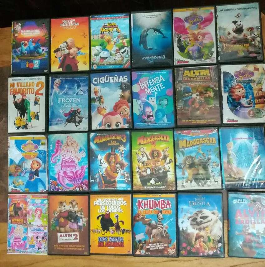 Dvd Peliculas Infantiles 0