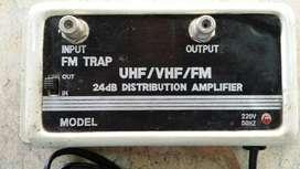 Amplificador de Frecuencia