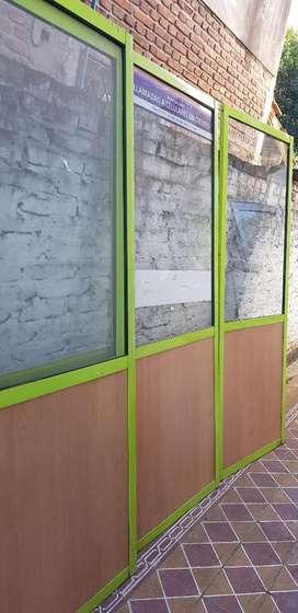 Cerramiento para Quincho Galería Usada