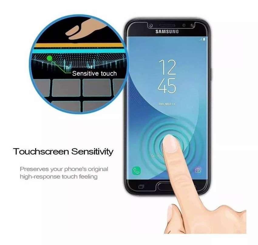 Protector Pantalla Samsung J7 Pro Hd 9h Vidrio