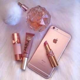 Celulares iPhone 7 plus color pink Como Nuevo