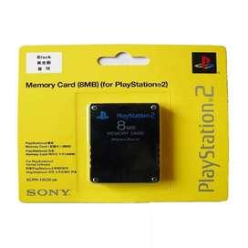 Memory Crad PS2