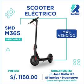SCOOTER ELÉCTRICO SMD-M365