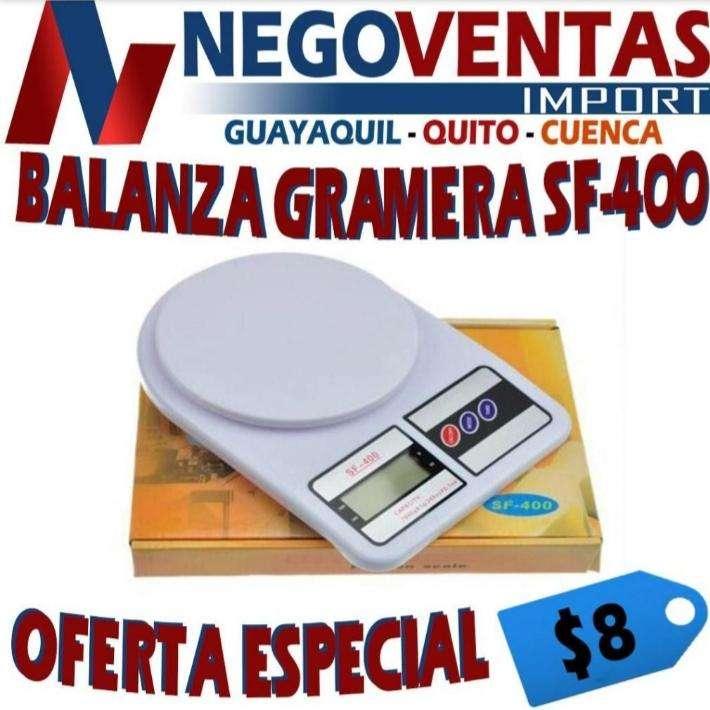 BALANZA GRAMERA PORTATIL DE OFERTA 0