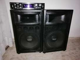 Amplificador spain SA 52 1500 watts