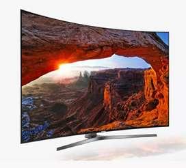 "Televisor Samsung 55"" Curve"