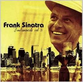 Cd Frank Sinatra Fundamentals vol.3 grabaciones ineditas