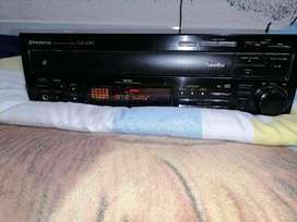 Laser disc pioneer necesita mantenimiento