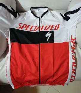 Jersey Specialized masculino XL