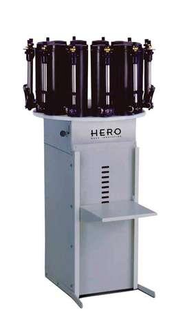 Maquina Tintometrica D23 HERO Manual  Mezcla Tecnica Pintura