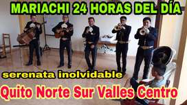 Servicios de mariachis en Quito norte sur valles