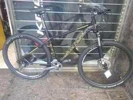 Bicicleta SARS pro race 29 Talle m 27 v eje hueco