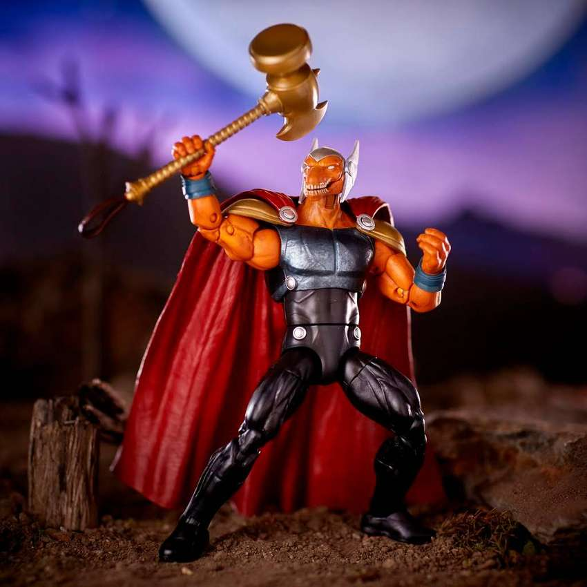Figura Beta Ray Bill / Marvel Legends 0