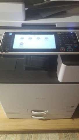 Impresora Multifunción Brother Laser