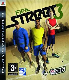 FIFA Street 3 PS3 Venta y Cambio.