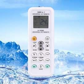 Control remoto de aire acondicionado universal, Bajo consumo de energía