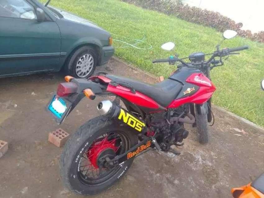 Cambio mi moto por una pistera 0