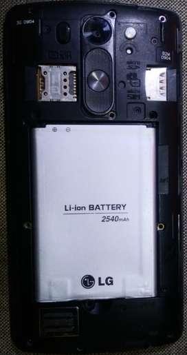 LG G3 Beat (D724) - Doble-SIM