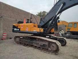 Se vende Excavadora Hyundai 380 LC-9S