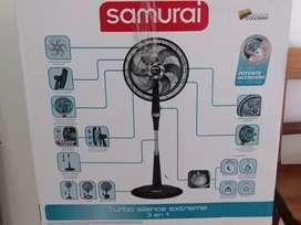 Ventilador Samurai Turbo Silence Extreme