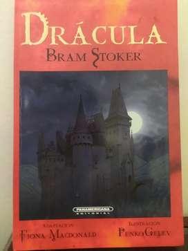 Dracula en formato de novela gráfica - Bram stoker