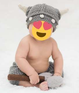 Gorros de Animalitos para Bebé