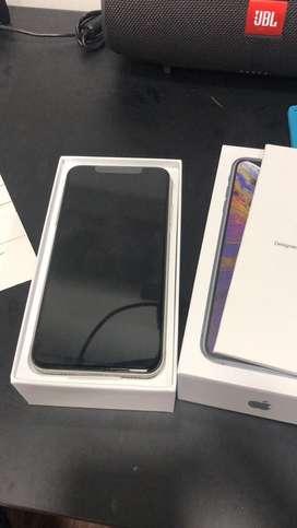 Iphone Xs max 256gb caja abierta