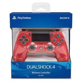 Ps4 control original rojo Playstation 4