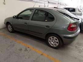 Única dueña.16 v, 1.6 nafta, Renault megane