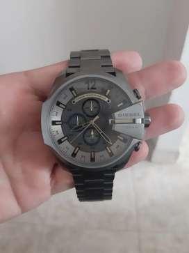 Reloj diesel original. Con fáctura de compra
