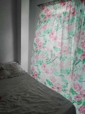 Alquilo habitación amoblada