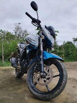 Yamaha FZN150D ao 2017