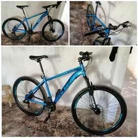 Bicicleta 27 y medio