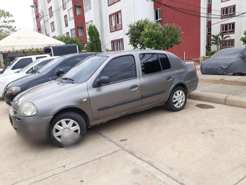 Renault Symbol Ao 2002 Km 214500 Mas Inf 3114380032 0