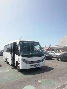 Combis, minibuses y colectivos. viajes y traslados