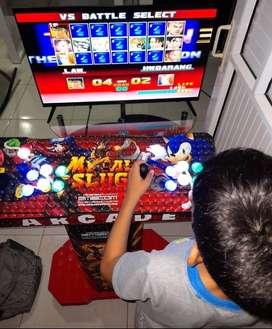 Arcade video juegos retro