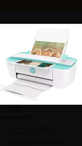 Impresora Hp 3789