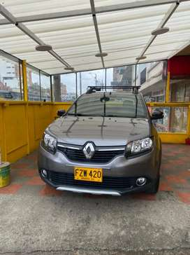 Renault Stepway polar 1.6 2020 automática **NEGOCIABLE**