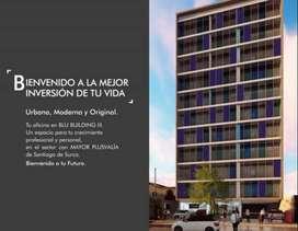 Oficina de Estreno - Excelente Ubicación 81m²