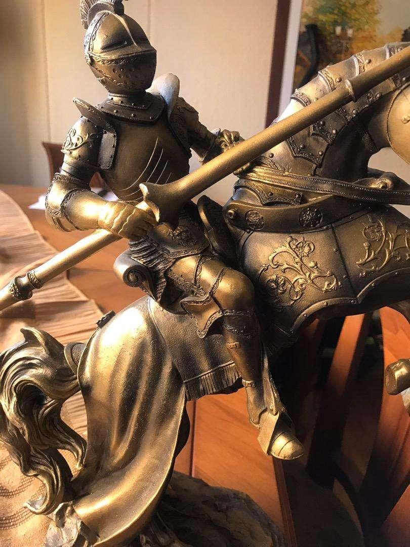 Caballero medieval 0