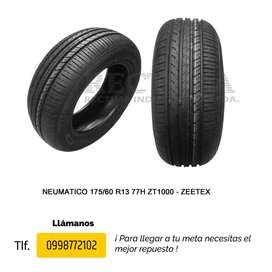 LLANTAS 175/60 R13 ZEETEX