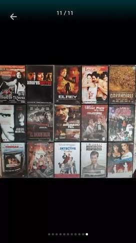 Vendo peliculas originales en dvd